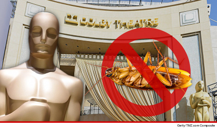 Oscars Dolby Theater Health Department