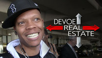 'New Edition' Singer Ronnie DeVoe -- I'm Droppin' The Mic ... For Real Estate In L.A.