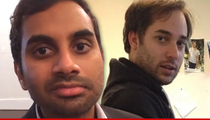Aziz Ansari -- I'm Devastated Over 'Parks' Exec's Death ... He Will Be Missed