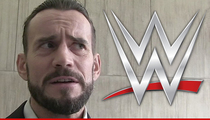 CM Punk -- WWE Calls BS on Lump Claims ... Points to 'Rumble' Video