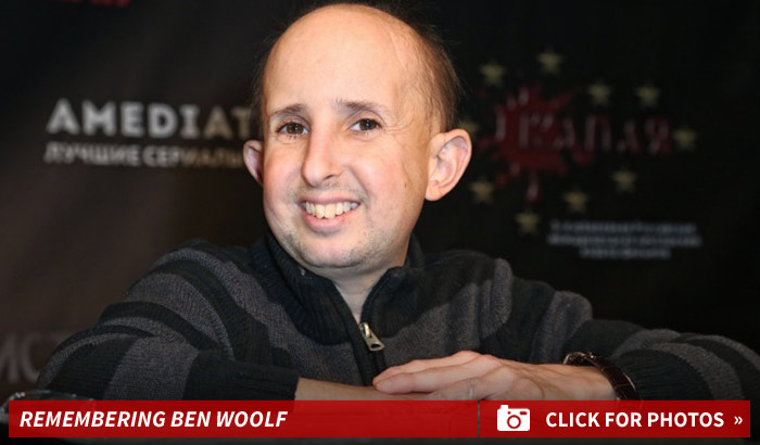 ben woolf actor wiki