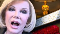 Joan Rivers -- Oscar 'In Memoriam' Snub ... Melissa Is VERY Disappointed