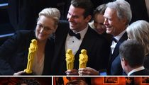 The Oscars -- Lego My Oscar, And The Night's Biggest Winner Is ...