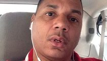 Rich Dollaz -- Got Big Dolla Child Support Issues ... Jailed Again