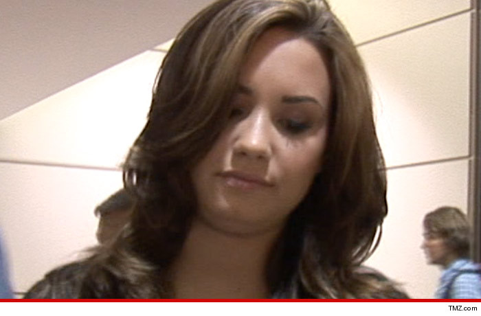 Demi Lovato Hospitalized