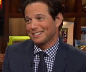 Scott Wolf Reveals If He Ever Hooked
