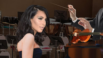 Kim Kardashian -- Nabs Huge Pianist to Achieve Musical Dream