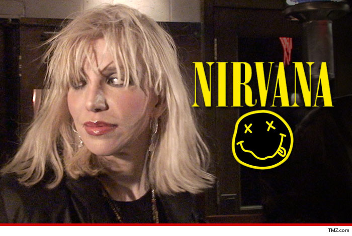 Courtney Love Nirvana New Song
