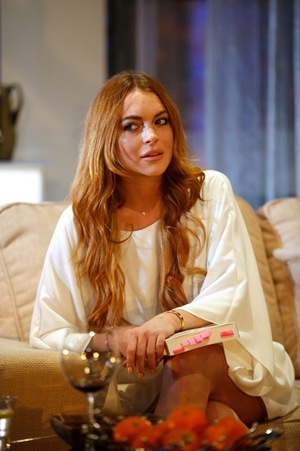 Lindsay Lohan's Performance Photos