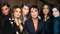 Kardashians -- E! Isn't Paying $100 Mil ... But Close