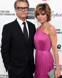 "Lisa Rinna's Husband Almost Divorced Her For Joining ""Real Housewives of Beverly Hills"""