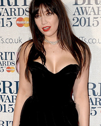 Gavin Rossdale's Model Daughter Daisy Lowe Stuns at BRIT Awards