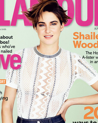 "Why Shailene Woodley ""Wasn't Interested"" in Starring in ""Fifty Shades of Grey"""