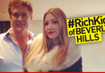 David Hasselhoff's Daughter -- I'm a Rich Kid Now ... Just Che