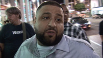 DJ Khaled -- All He Does Is Stiff ... Sued By Jeweler