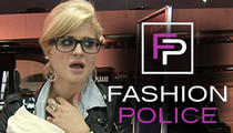 Kelly Osbourne Quits 'Fashion Police' ... She Just Had It