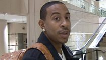 Ludacris -- Baby Mama Is Workin' 9 to 5 ... To Get Custody Back!