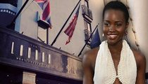 Lupita Nyong'o's Stolen Dress ... Surveillance Cams So Bad ... Ray Rice Could Have Skated