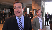 Sen. Ted Cruz -- I'm Going on a 'House of Cards' Binge (VIDEO)