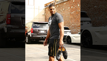 Michael Sam -- TRAINING BEGINS ... No Cleats, Just Capezios