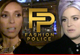'Fashion Police' Staffers -- Giuliana Rancic and K
