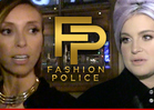 'Fashion Police' Staffers -- Giuliana Rancic and Kelly Osbourne Are Ruining Joan Rivers' Legacy