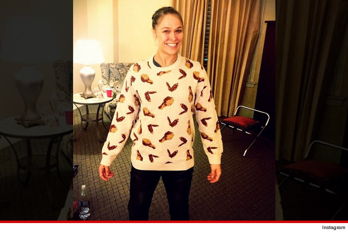 0301-ronda-rousey-chicken-wing-sweater-INSTAGRAM-01