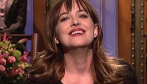 "Dakota Johnson Mocks ""Fifty Shades of Grey"" During ""SNL"""