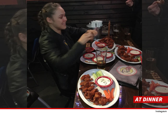 0301-SUB-ronda-rousey-chicken-wing-INSTAGRAM-01