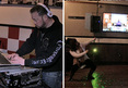 Jon Gosselin -- Spinning For One During DJ Gi