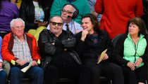Jack Nicholson -- I Haven't Totally Given Up On Lakers ... Yet