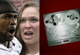Ronda Rousey -- Called Out By Ex-NFL Player ... I'd Destro