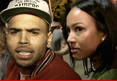 Karrueche Tran -- Chris Dropped Baby