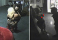 Las Vegas Erotic Museum -- Couple Busted Banging All Over '50 Shades of Gr