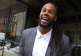 Sidney Rice -- Challenging Rick Ross for Wing King Supremacy