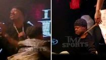 Steve Francis -- VIOLENT CHAIN SNATCHING ... At Houston Rap Show (Video)