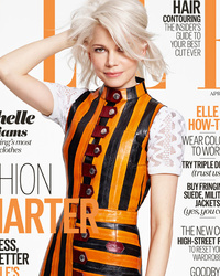 Michelle Williams Stuns in Elle UK, Says Being A Working Mother Is Exhausting
