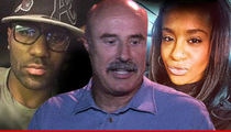 Nick Gordon -- I'm Spilling Bobbi Kristina Secrets ... to Dr. Phil
