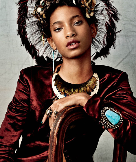Willow Smith 14 Covers Cr Fashion Book See High