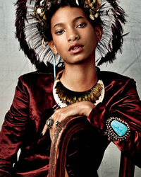 Willow Smith, 14, Covers CR Fashion Book -- See High Fashion Photo Shoot