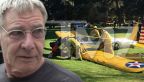 Harrison Ford -- LAFD Scanner Audio ... 'One Critical Patient'