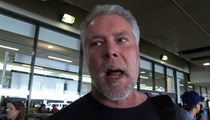 Wrestling Legend Kevin Nash -- Athletes Need Medical Weed