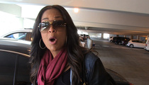 Laila Ali -- I Can Beat Ronda Rousey ... 'She's Too Small'
