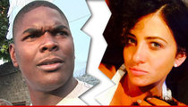 Keyshawn Johnson -- Wife Files for Divorce ... 7 Months After Wedding