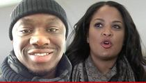 Antonio Tarver -- Offers to Train Laila Ali ... For Ronda Rousey Fight