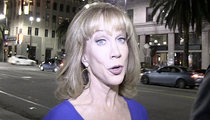Kathy Griffin -- I QUIT 'FASHION POLICE' -- It's Too Mean