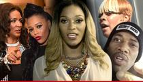'Love & Hip Hop: Atlanta' Cast -- Joseline Hernandez Is Cracked Out ... The Show's Real