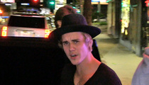 Justin Bieber -- I'm Not Floyd Mayweather's 'Sidekick'