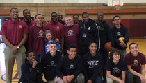 Lincoln Middle School -- Heroic Hoops Team Receiving City's Highest Citizen Honor