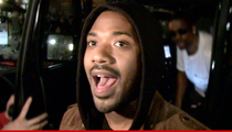 Ray J -- My $250k Ferrari Wasn't Good Enough, So I Tricked It Out!